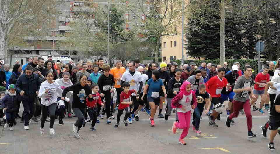 Social Day e Social Run, grande partecipazione dei Pioltellesi