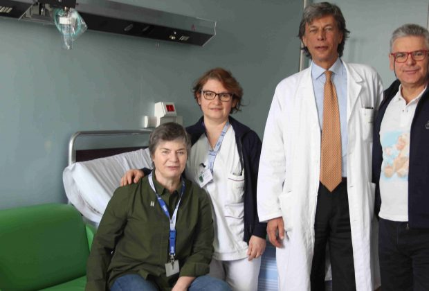 ABIO Brianza dona 15 poltrone letto alla Pediatria del Bassini e ricerca nuovi volontari