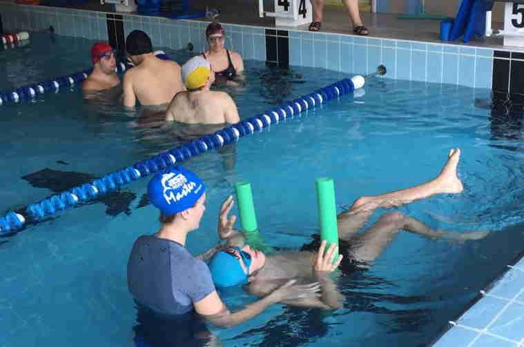 Il nuoto per tutti: quando l'inclusione si fa in piscina…