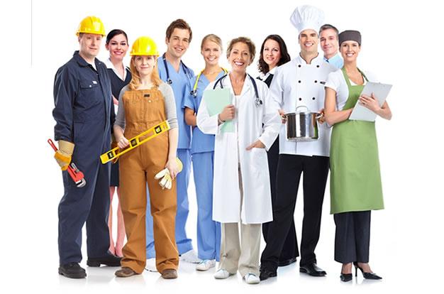 Lavoro in Italia: 17 milioni di addetti nelle imprese, + 2,8% in un anno