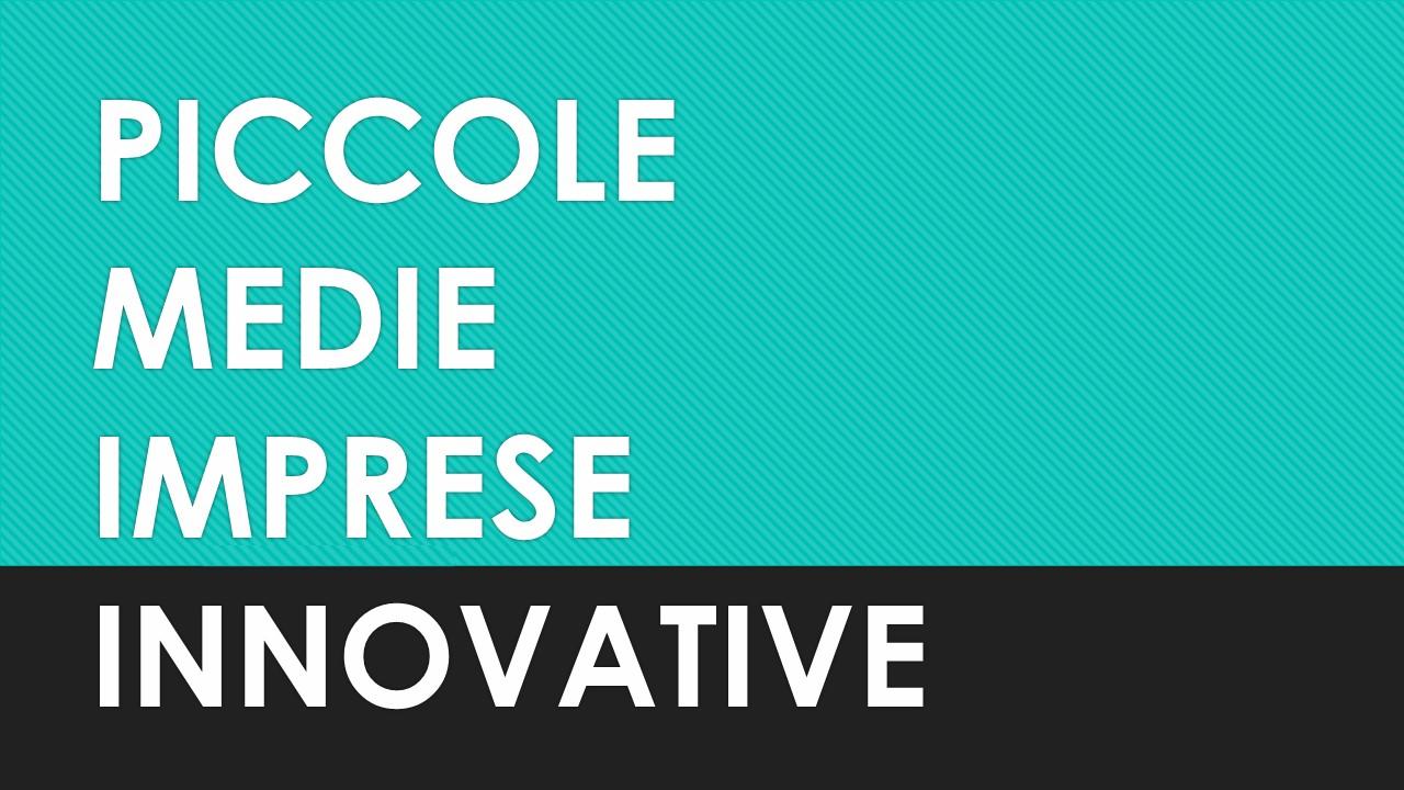 Milano, capitale delle PMI innovative