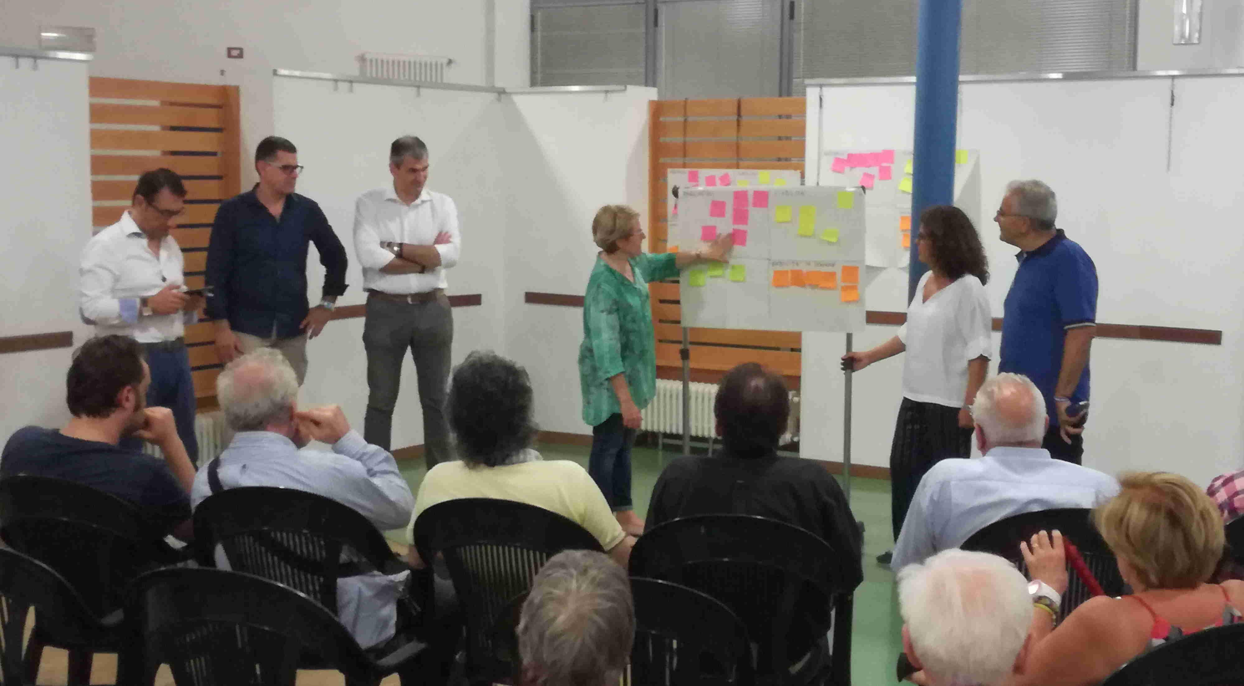 Proseguono i Tavoli di Lavoro nei quartieri organizzati da 'Identità Civica'