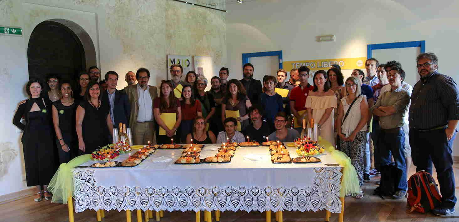 Spazio Giovani Martesana ha festeggiato i suoi primi 20 anni