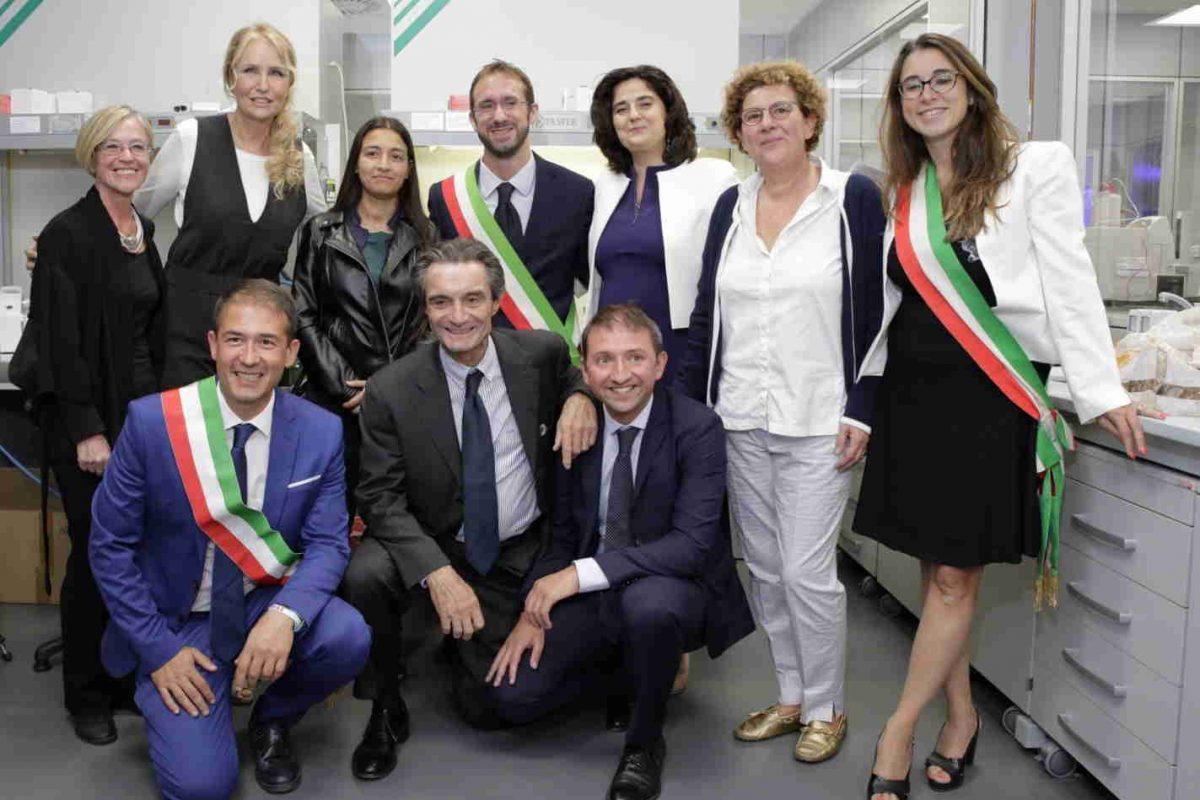 Il futuro del settore idrico nel nuovo centro ricerche Salazzurra