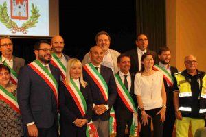 Inaugurata la nuova scuola primaria di San Severino Marche, a cui hanno contribuito Cogeser Energia e 20 Comuni della Martesana