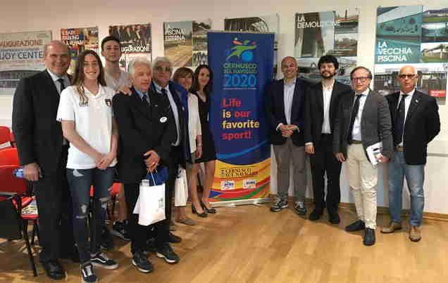 Cernusco è Città Europea dello Sport 2020