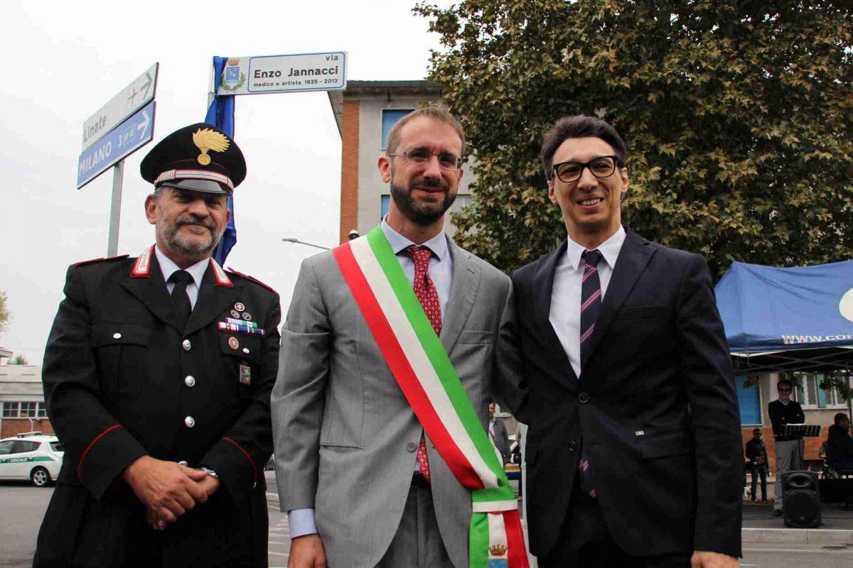 Segrate dedica la prima via in Italia a Enzo Jannacci