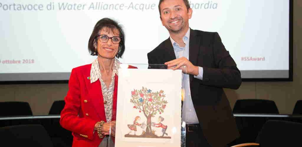Il Best in Class del Sodalitas Social Award al progetto UN'ALLEANZA 100% GREEN