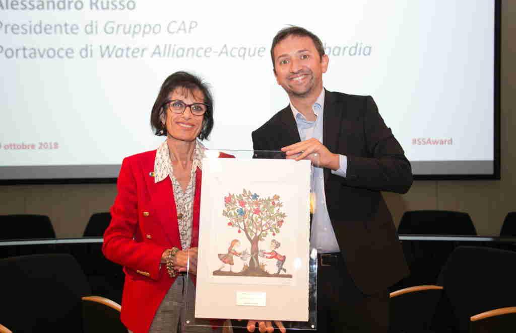 Il Best in Class del Sodalitas Social Award al progetto UN'ALLEANZA 100% GREEN