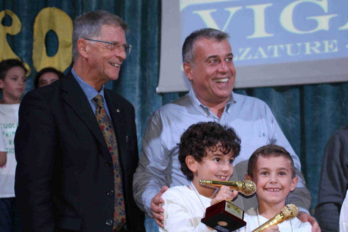 Dieci anni in crescendo per il Sestino d'oro a Villa Torretta