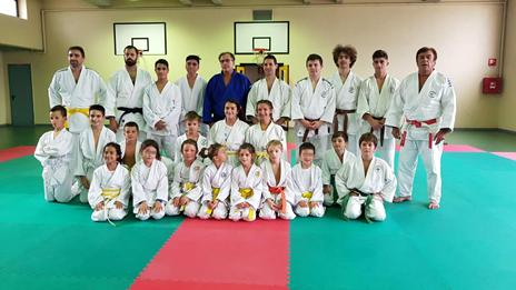Per l'Arcobaleno Cassina Judo un nuovo patto di amicizia
