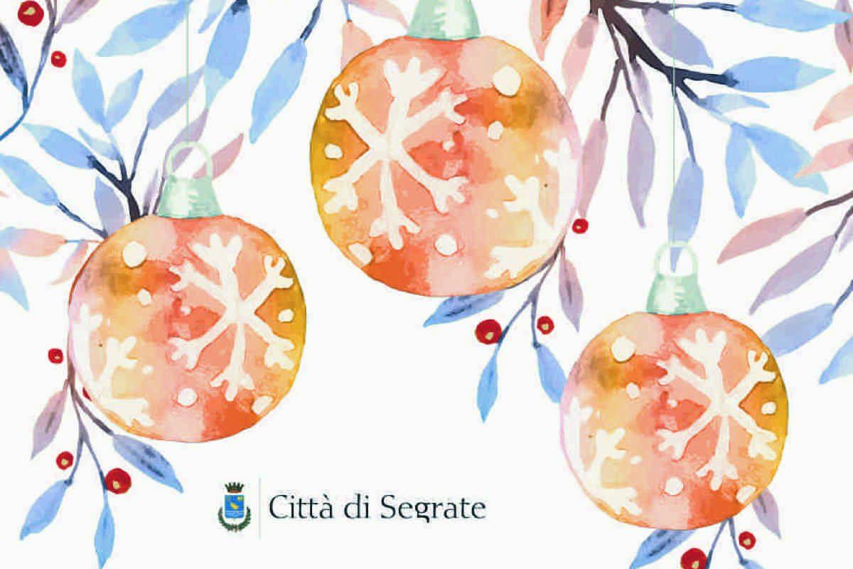 Natale a Segrate, tanti appuntamenti per aspettare insieme le feste