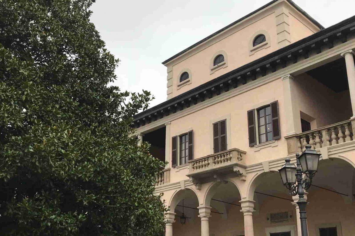 Villa Ghirlanda torna all'antico splendore dopo un anno di lavori
