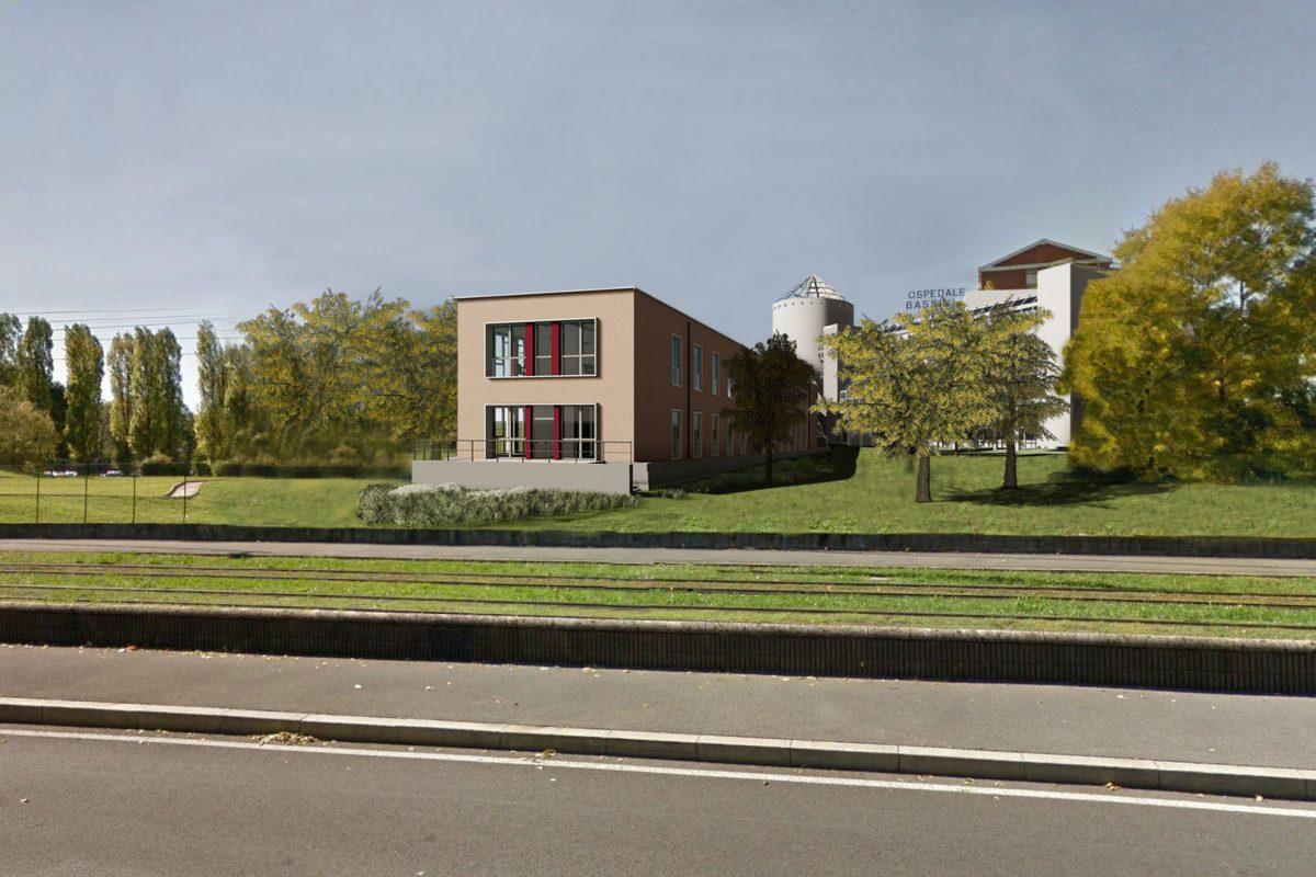 Presentato il progetto della palazzina del Bassini che prenderà il posto dell'ecomostro