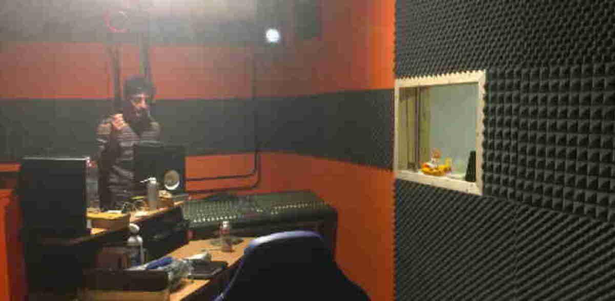 Al CAG di Cassina una nuova sala prove per suonare e cantare