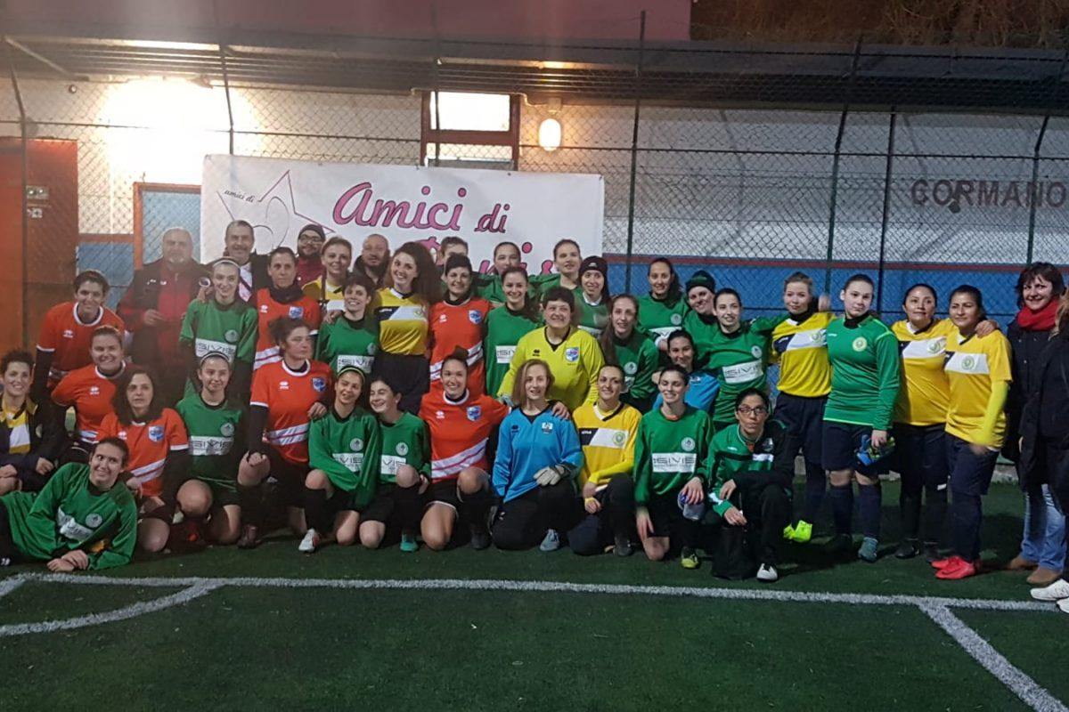 PCG Bresso Verde si aggiudica la terza edizione del Torneo Amici di Denise