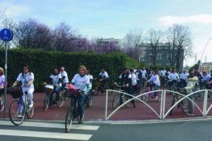 Pedalando verso il voto: 100 ciclisti per il Decidilo Tu