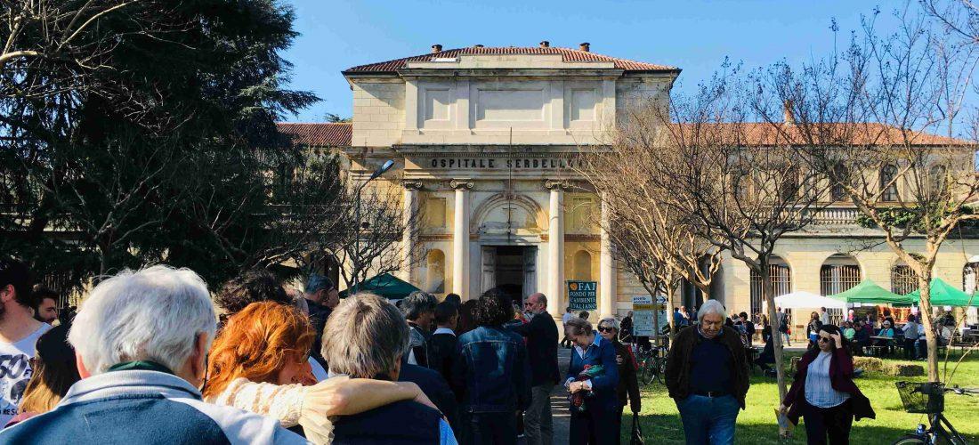 Oltre 2000 visitatori in occasione dell'apertura straordinaria dell'Ospedale Serbelloni
