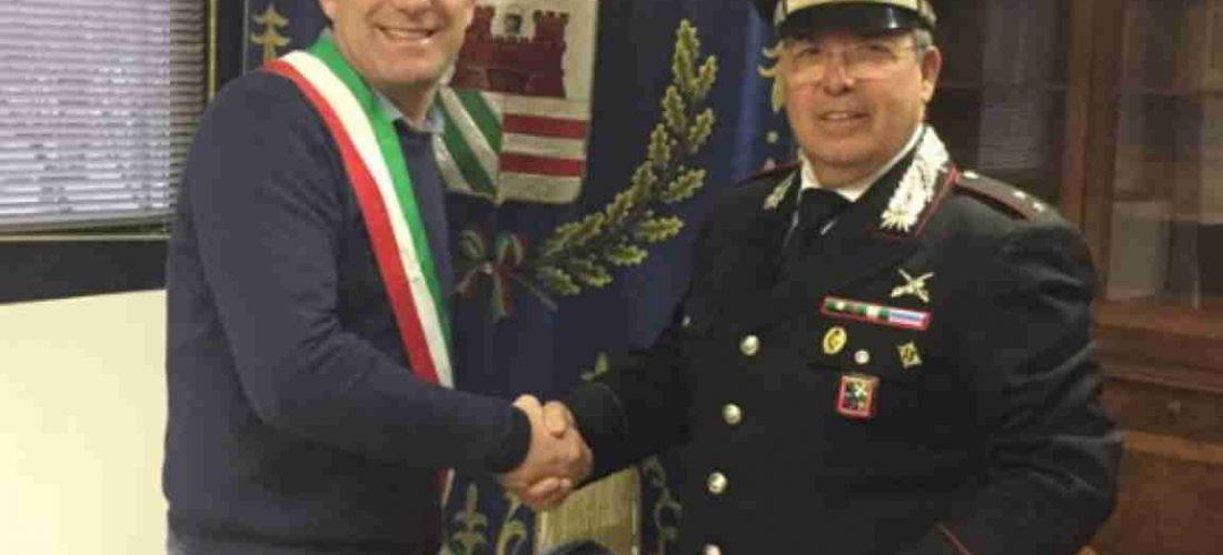 Dal 2 aprile sarà attivo in Comune un Punto d'Ascolto dei Carabinieri