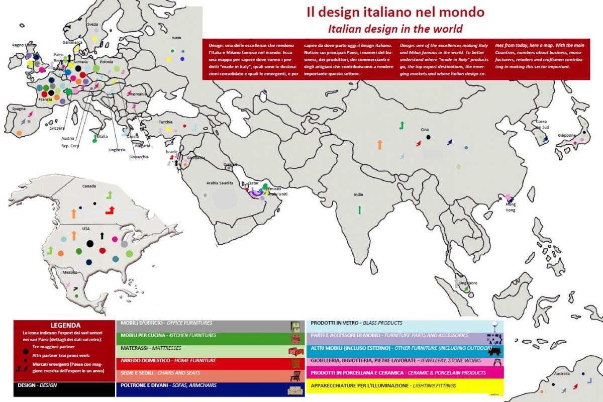 Salone del mobile: 9-14 aprile 22 miliardi di design made in Italy nel mondo