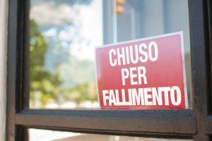 In Lombardia aperti quasi 2.500 fallimenti, -1,3% rispetto al 2017