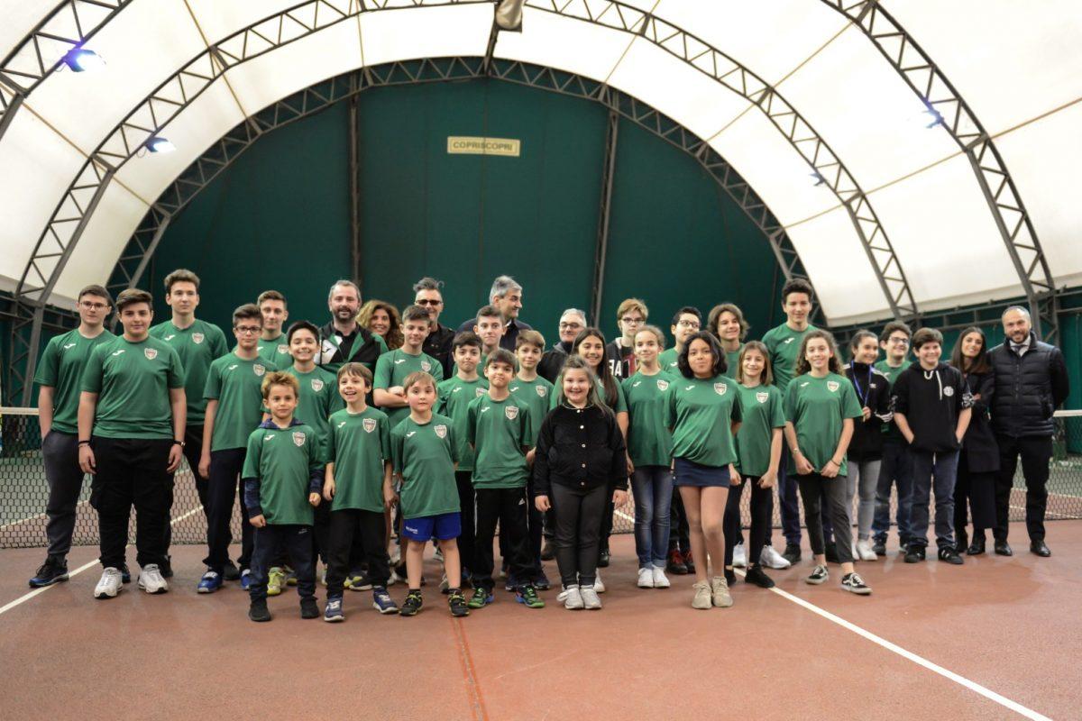 Tennis Falck, sempre più entusiasmo e crescita di squadra