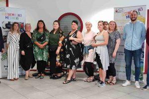 Una delegazione di insegnanti dell'Islanda in visita all'Istituto Professionale Mazzini