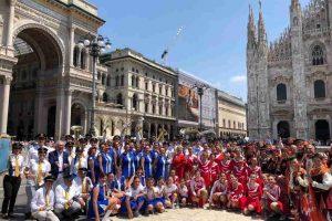 Banda de Cernusc protagonista alla Convention annuale di Lions Club International