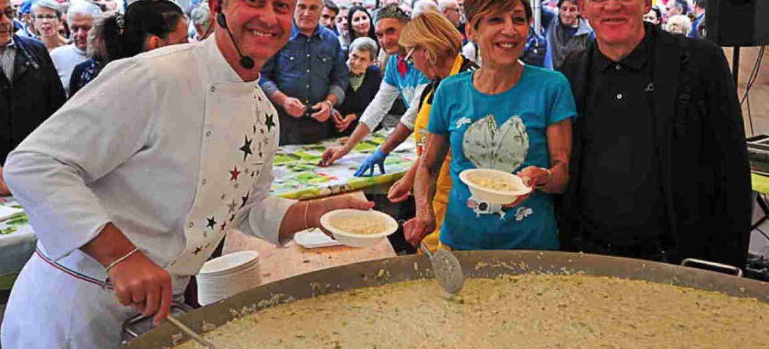 Sagra del gorgonzola 2019: grande successo per la prima edizione plastic free