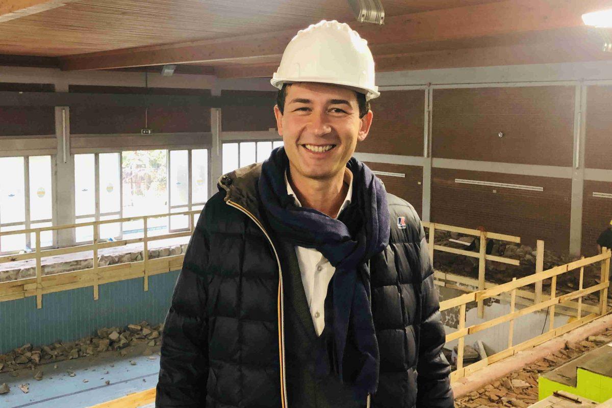 Piscina De Gregorio, iniziati i lavori di ristrutturazione