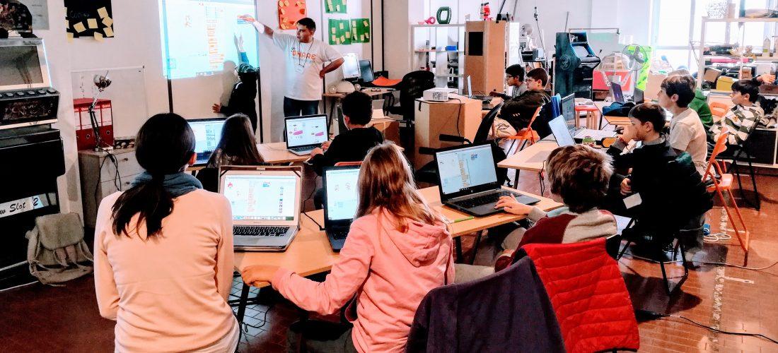 Share Makerspace, un'associazione che avvicina i ragazzi al mondo tecnologico
