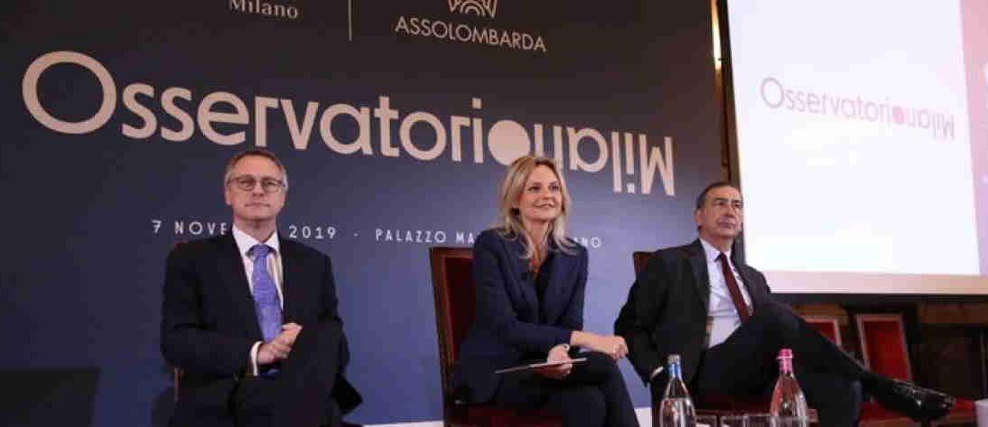 Osservatorio Milano 2019: uno sviluppo inclusivo, sostenibile e integrale è la strada per continuare a crescere