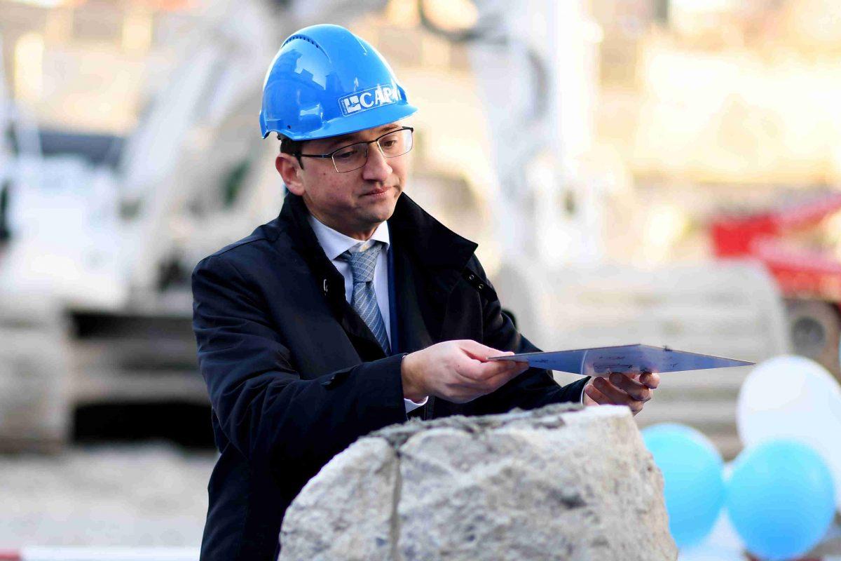 Gruppo CAP inaugura i lavori della nuova sede a emissioni zero