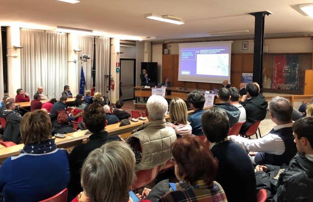 Un assemblea pubblica su come alleggerire il traffico in zona via Figin-Giovi