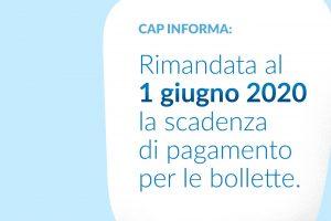In occasione della Giornata Mondiale dell'Acqua, Gruppo CAP è vicino ai cittadini