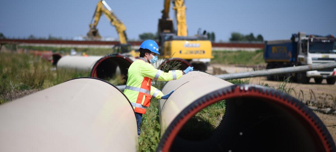Fase 2: Gruppo CAP riapre i cantieri e fa ripartire alcuni servizi per i cittadini