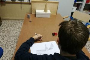In quarantena il 14enne Alessandro inventa la lampada Anna Frank
