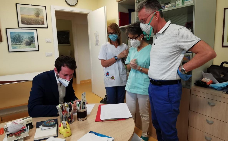 L'Amministrazione Comunale al fianco dei medici di base