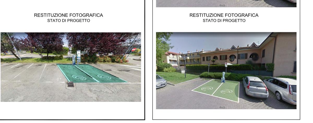 Si amplia la rete di infrastrutture per la mobilità sostenibile in Martesana: firmato l'accordo tra Comune di Trezzano Rosa, Ates e COGESER Energia