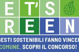 Gruppo CAP lancia LET'S GREEN!, il primo concorso che premia le buone pratiche di sostenibilità