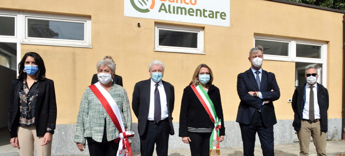 Inaugurato a Lambrate il nuovo Hub contro lo spreco alimentare