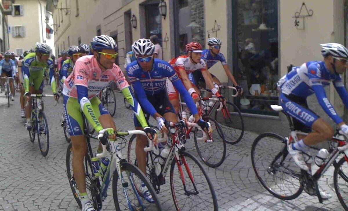 Cernusco si prepara all'arrivo del Giro d'Italia in città
