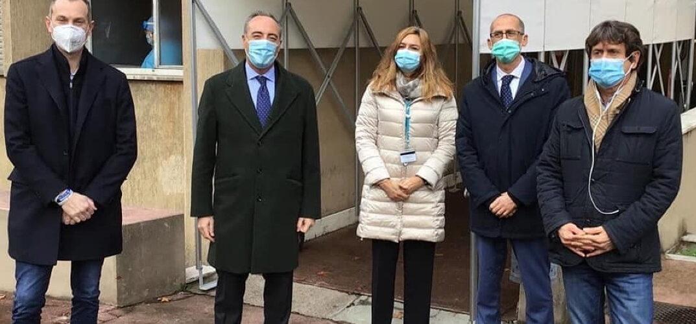 A Cologno Monzese il primo Centro Diagnostico Territoriale Covid dell'area milanese