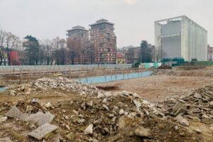 Piscina Carmen Longo, via agli scavi per il nuovo lido estivo