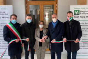 Bassini: a 13 mesi dal primo colpo di ruspa, inaugurata la palazzina uffici