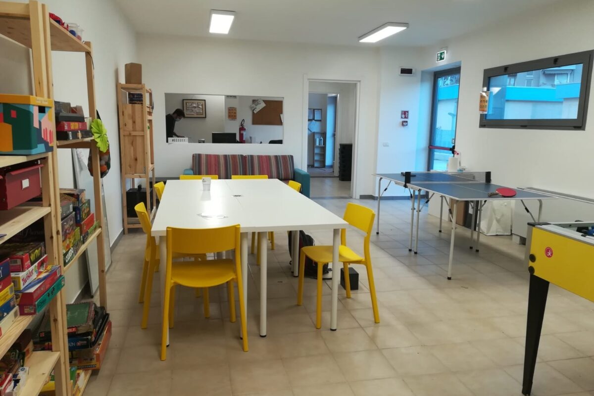 Il nuovo Centro Polifunzionale apre le porte ai giovani. il CAG Geko ha ora una nuova casa