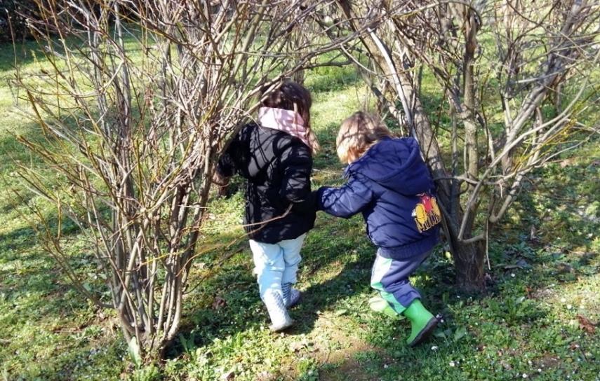 A Vimodrone nascono i Giardini della Lumaca