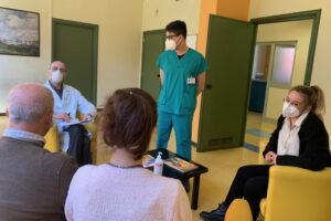 Operativo il Centro Vaccinale Arcobaleno, dedicato ai pazienti con disabilità gravi