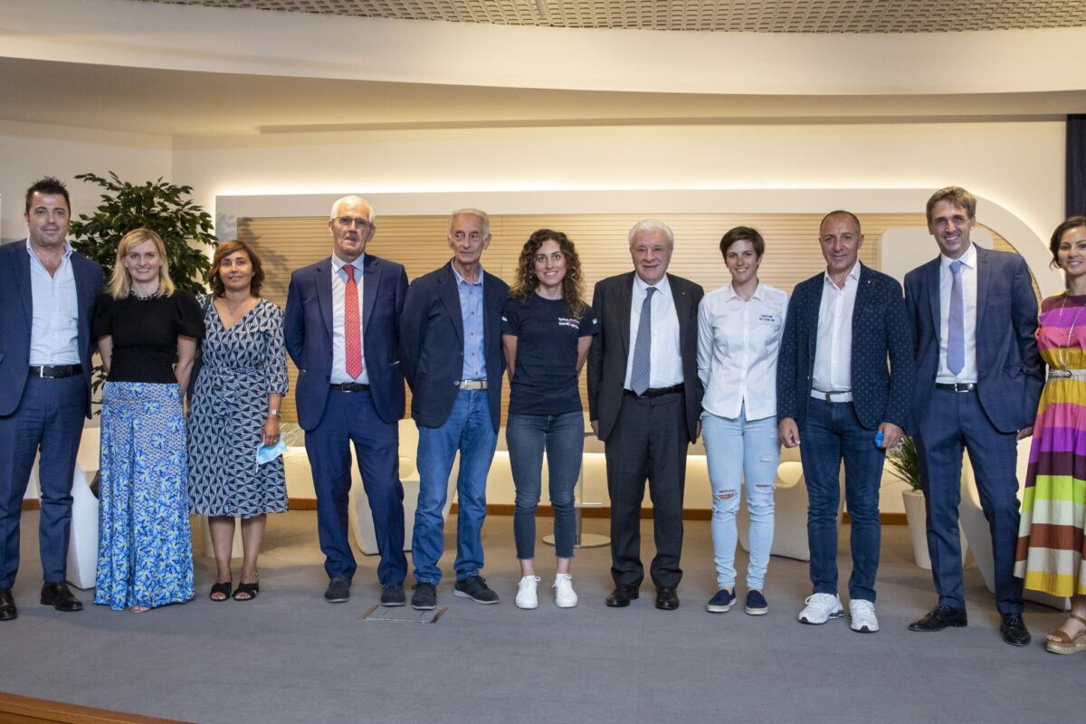 Presentata la quinta tappa del Giro d'Italia Donne: partenza da Milano, arrivo a Carugate