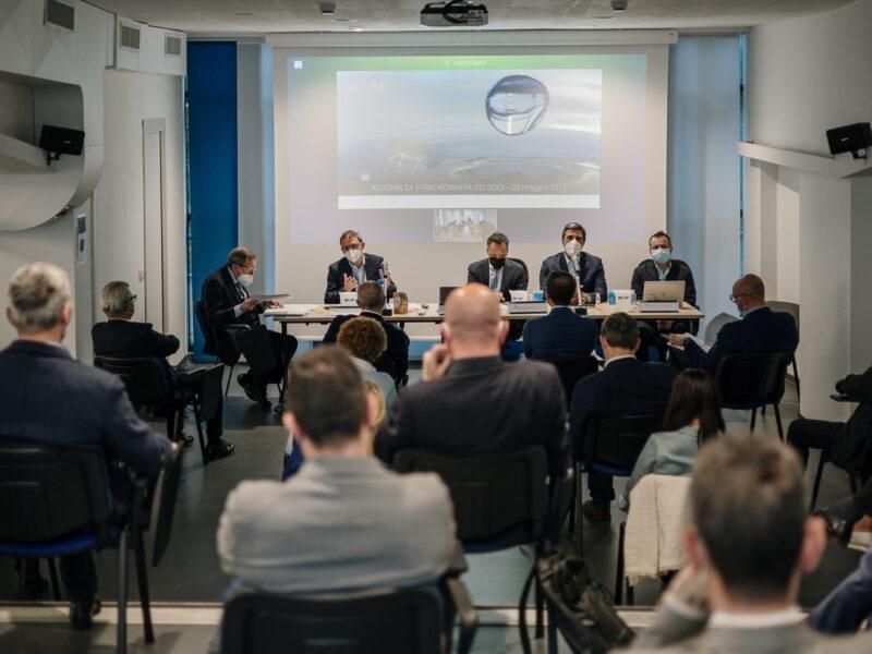 Il Green New Deal della Città Metropolitana Per Gruppo CAP vale 1.330 mln di investimenti
